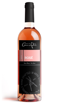 A product image for Grand Pre Rose