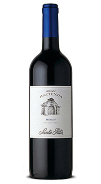 A product image for Gran Hacienda Merlot