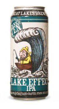 A product image for Great Lakes Brewery Lake Effect