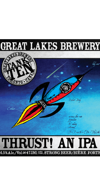 A product image for Great Lakes Brewery Thrust