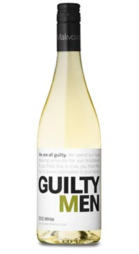 A product image for Malivoire Guilty Men White