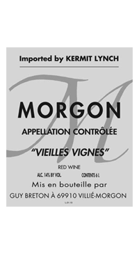 A product image for Guy Breton Morgon