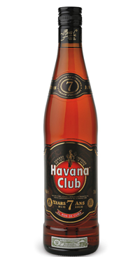 A product image for Havana Club 7 Year Old