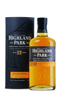 A product image for Highland Park 12 Year Old