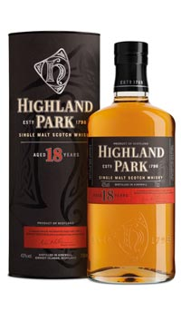 A product image for Highland Park 18 Year