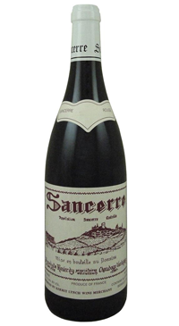A product image for Domaine Hippolyte Reverdy Sancerre Rouge