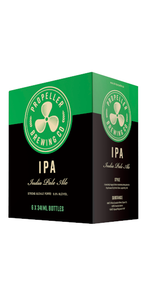 A product image for Propeller India Pale Ale 6pk