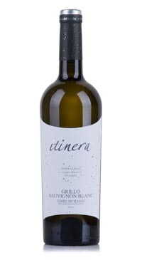 A product image for Itinera Grillo Sauvignon Blanc