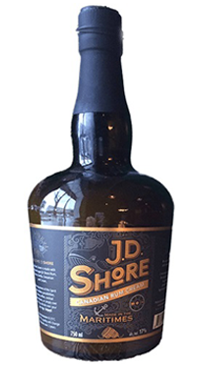 A product image for JD Shore Rum Cream