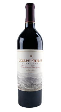 A product image for Joseph Phelps Cabernet Sauvignon