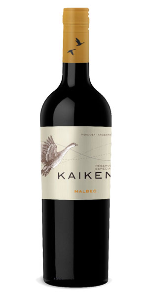 A product image for Kaiken Reserve Malbec