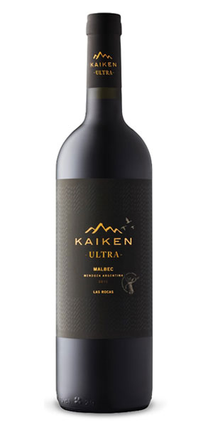 A product image for Kaiken Ultra 'Los Rocas' Malbec