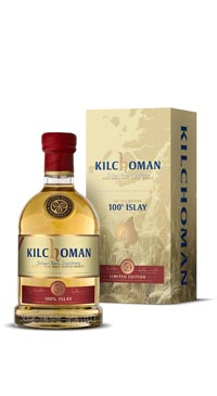A product image for Kilchoman 100% Islay