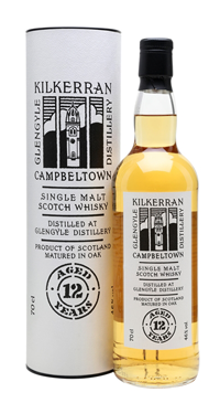 A product image for Kilkerran 12 YO Cambeltown