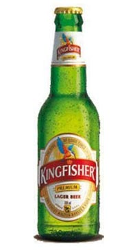 A product image for Kingfisher Premium Lager