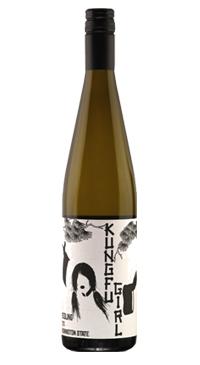 A product image for Charles Smith Kung Fu Girl Riesling