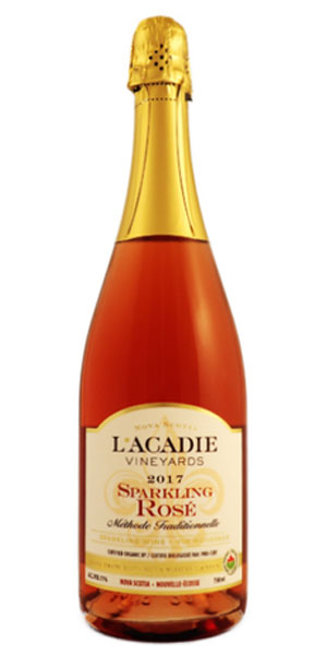 A product image for L'Acadie Vineyards Sparkling Rose