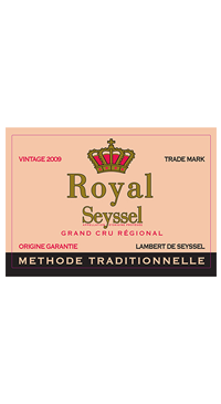 A product image for Lambert de Seyssel Royal Seyssel Grand Cru