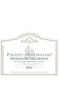 A product image for Larue Puligny Montrachet Garenne 1er Cru