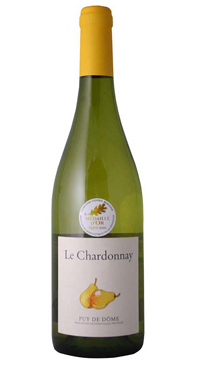 A product image for Puy de Dome Chardonnay Les Poires