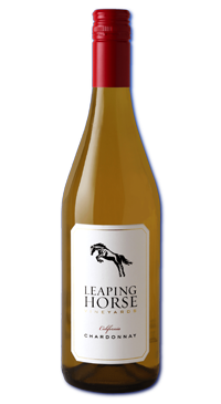 A product image for Leaping Horse Chardonnay