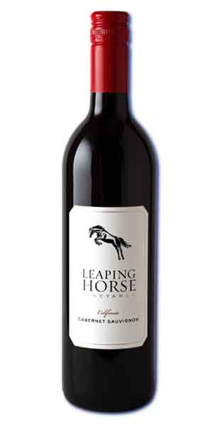 A product image for Leaping Horse Cabernet Sauvignon