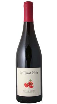 A product image for Puy de Dome Pinot Noir Les Cerises