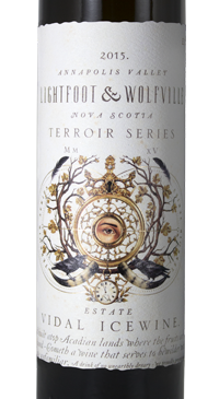 A product image for Lightfoot & Wolfville Vidal Icewine 200ml