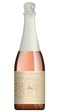 A product image for Lightfoot and Wolfville Bubbly Rose