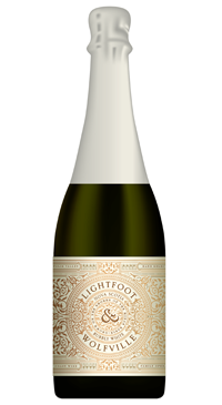 A product image for Lightfoot and Wolfville Bubbly White