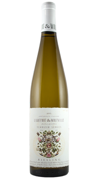 A product image for Lightfoot and Wolfville Riesling