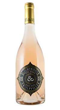 A product image for Lightfoot and Wolfville Pinot Rose