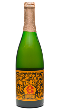 A product image for Lindemans Cuvee Rene Gueuze