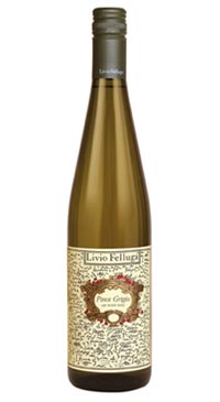 A product image for Livio Felluga Pinot Grigio