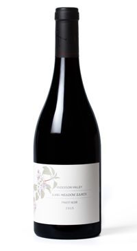A product image for Long Meadow Ranch Anderson Pinot Noir