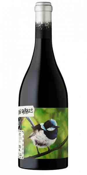 A product image for Longview The Piece Shiraz