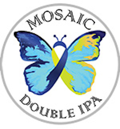 A product image for Bad Apple Mosaic DIPA