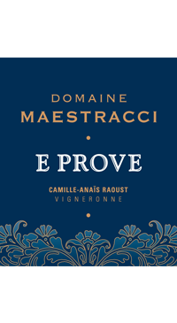 A product image for Maestracci Corse Calvi Blanc