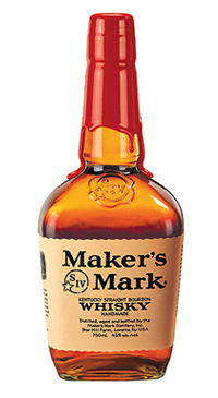 A product image for Maker's Mark Bourbon