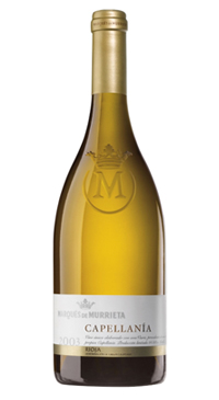 A product image for Marques de Murrieta Capellania