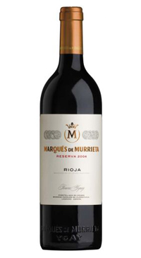 A product image for Marques de Murrieta Reserve