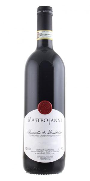 A product image for Mastrojanni Brunello di Montalcino 375ml