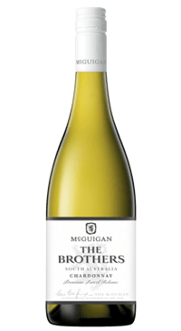 A product image for McGuigan The Brothers Chardonnay