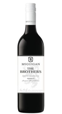 A product image for McGuigan The Brothers Shiraz