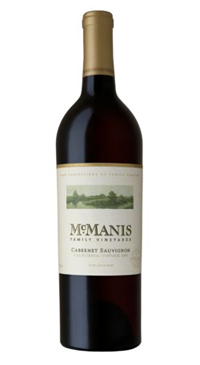 A product image for McManis Cabernet Sauvignon