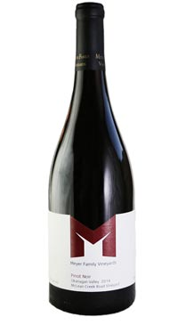 A product image for Meyer MacLean Creek Pinot Noir