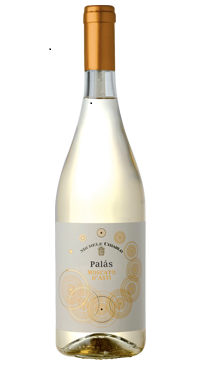 A product image for Michele Chiarlo Palas Moscato