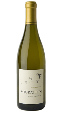 A product image for Migration Russian River Chardonnay 375ml