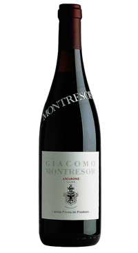 A product image for Montresor Amarone Fondatore
