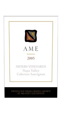 A product image for Neyers AME Cabernet Sauvignon